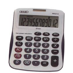 CALCULATRICE 12 chiffres  110*155*25mm