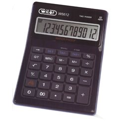 CALCULATRICE 12 chiffres WATERPROOF