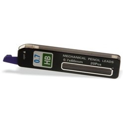 RECHARGE 20 MINES 0.7mm x 60mm - HB